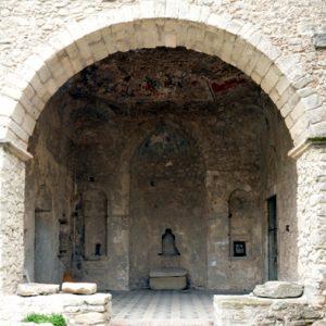  RE  Wunderkammer, installazione, mixed media, Cappella Palatina, Castello di Montalbano Elicona 2013